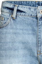 Girlfriend Trashed Jeans - Light denim blue - Ladies | H&M 5